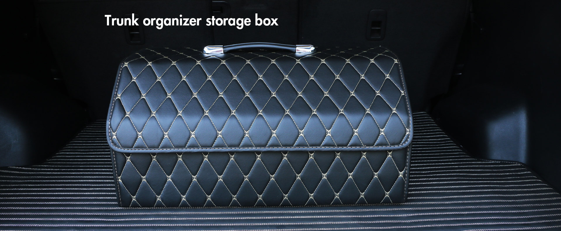 Trunk Organizer Storage Box