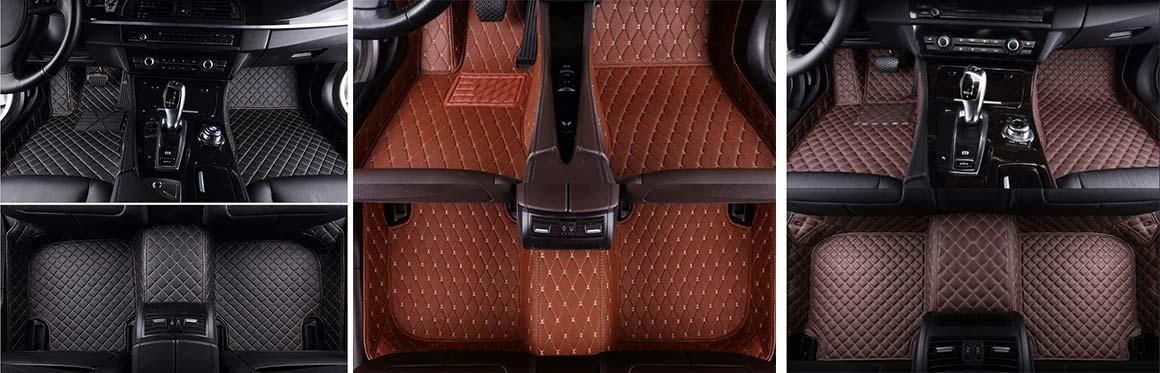 Single Layer Car Floor Mat