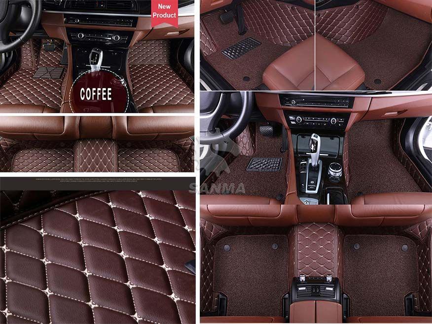 3D Full Surrounded Car Floor Mat