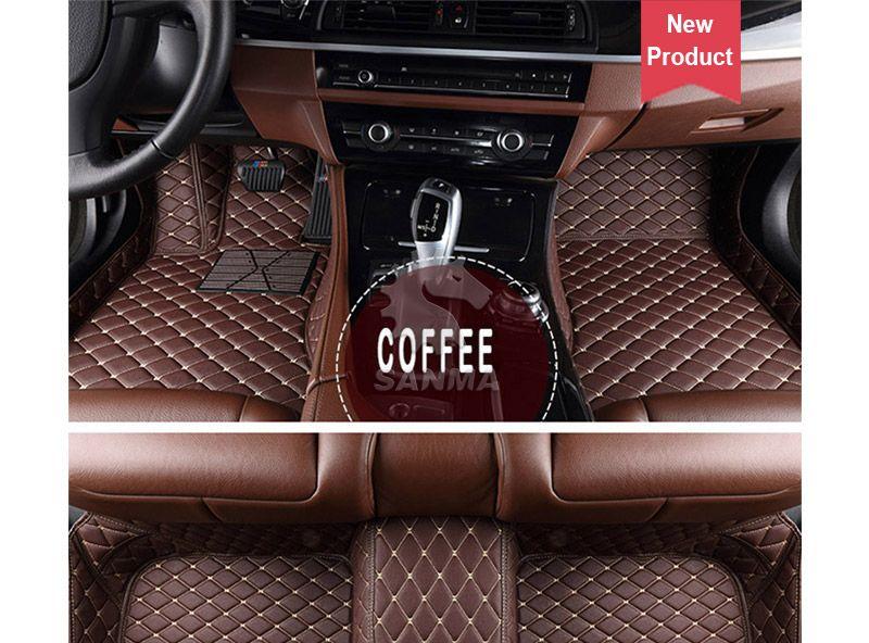 XPE Car Floor Mat