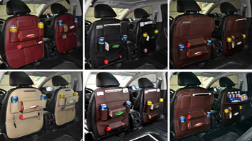 Storage Method In The Car