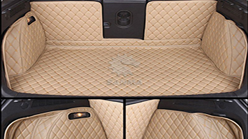 How To Install The Trunk Mat?