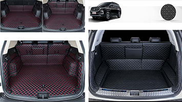 Would You Like To Buy Trunk Mats For Full Surround?
